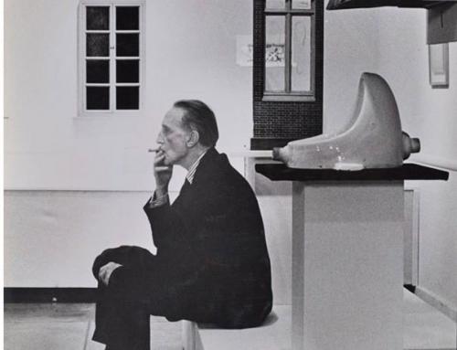 Tutta colpa di Duchamp