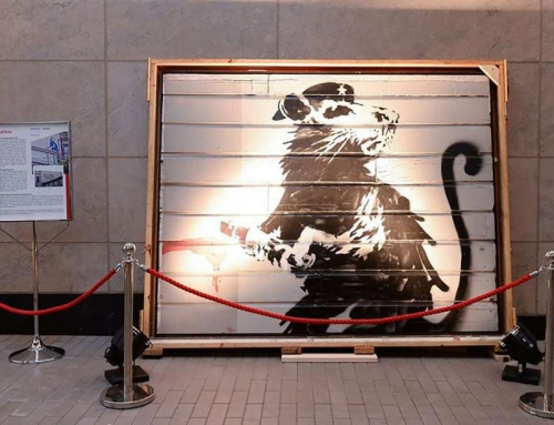Dio salvi la Street Art, o forse no? Il caso di Banksy